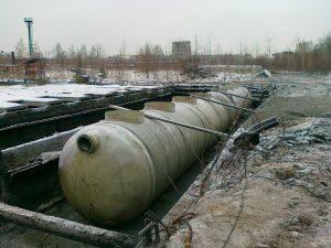 Ливневые очистные сооружения