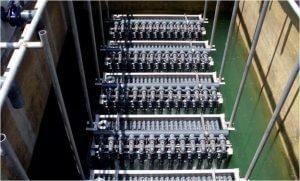 Мембранный биореактор - очистка сточных вод