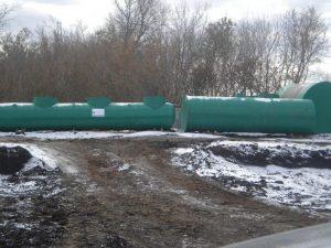 нестандартные решения очистки стоковых вод