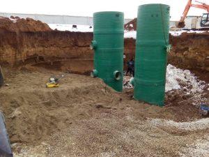 КНС - канализационные насосные станции