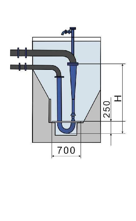 Гидроэлеваторы для очистных сооружений